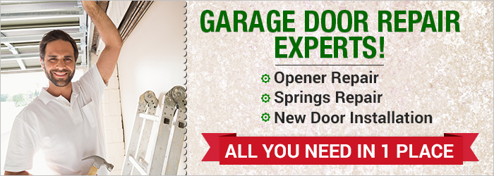 Garage Door Repair Services in Washington